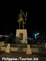 Lapu-Lapu Monument at Punta Engano