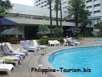 Intercontinental Manila Hotel in Makati City